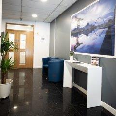 Отель The Spires Glasgow интерьер отеля фото 3