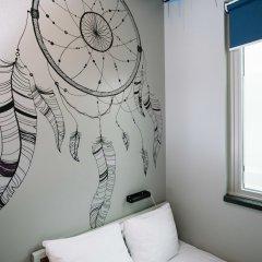 Отель ClinkNOORD - Hostel Нидерланды, Амстердам - 4 отзыва об отеле, цены и фото номеров - забронировать отель ClinkNOORD - Hostel онлайн комната для гостей фото 5