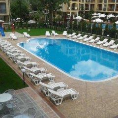 Отель Sunny Beauty Palace Hotel - All Inclusive Болгария, Солнечный берег - отзывы, цены и фото номеров - забронировать отель Sunny Beauty Palace Hotel - All Inclusive онлайн бассейн фото 2
