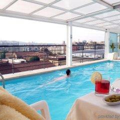 Отель Sunotel Junior Барселона бассейн