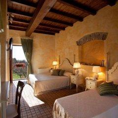 Отель Bosco Ciancio Италия, Бьянкавилла - отзывы, цены и фото номеров - забронировать отель Bosco Ciancio онлайн комната для гостей фото 2