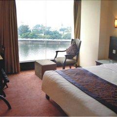 Отель Jiangyue Hotel - Guangzhou Китай, Гуанчжоу - отзывы, цены и фото номеров - забронировать отель Jiangyue Hotel - Guangzhou онлайн фото 2