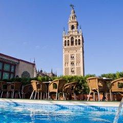 Отель Doña Maria Испания, Севилья - 1 отзыв об отеле, цены и фото номеров - забронировать отель Doña Maria онлайн бассейн