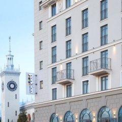 Гостиница Park Inn by Radisson Sochi City Centre с домашними животными