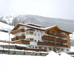 Hotel Bergfrieden Монклассико вид на фасад
