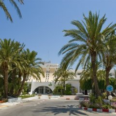 Отель El Mouradi Port El Kantaoui Сусс парковка
