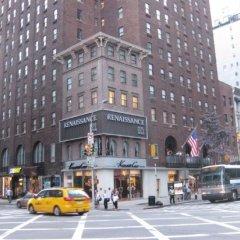 Отель Renaissance New York Hotel 57 США, Нью-Йорк - отзывы, цены и фото номеров - забронировать отель Renaissance New York Hotel 57 онлайн городской автобус