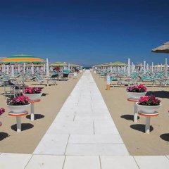 Отель Ambienthotels Peru Италия, Римини - 2 отзыва об отеле, цены и фото номеров - забронировать отель Ambienthotels Peru онлайн пляж