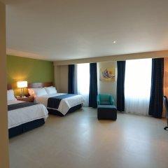 Отель Holiday Inn Express Cabo San Lucas комната для гостей фото 3