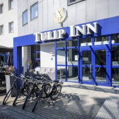 Отель Tulip Inn Antwerpen Антверпен фото 6
