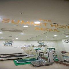 The Summit Hotel Seoul Dongdaemun фитнесс-зал фото 4
