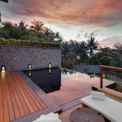 Отель Andara Resort Villas балкон