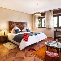 Отель Dar Tanja Марокко, Танжер - отзывы, цены и фото номеров - забронировать отель Dar Tanja онлайн комната для гостей фото 3