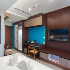 The Marina Phuket Hotel удобства в номере фото 2