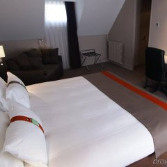 Отель Holiday Inn Paris - Auteuil комната для гостей фото 4