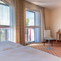 Отель Park Inn by Radisson Munich Frankfurter Ring Германия, Мюнхен - 3 отзыва об отеле, цены и фото номеров - забронировать отель Park Inn by Radisson Munich Frankfurter Ring онлайн комната для гостей фото 4