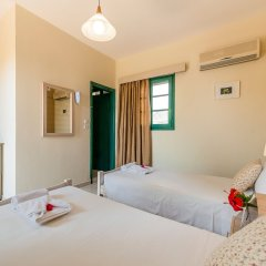 Отель Alpha Stegna Sun Пляж Стегна комната для гостей фото 4