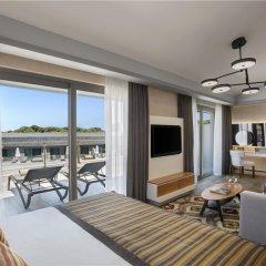 Barut Acanthus & Cennet Турция, Сиде - 2 отзыва об отеле, цены и фото номеров - забронировать отель Barut Acanthus & Cennet - All Inclusive онлайн комната для гостей фото 5