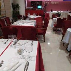 Отель Sky Hotel Албания, Тирана - отзывы, цены и фото номеров - забронировать отель Sky Hotel онлайн питание