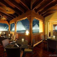 Отель The Palace Downtown Дубай балкон