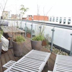 Отель 1 Bedroom Flat in Hackney Next to Canal балкон
