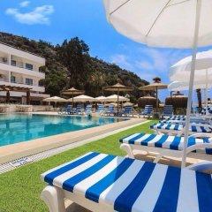 Altinorfoz Hotel Турция, Силифке - отзывы, цены и фото номеров - забронировать отель Altinorfoz Hotel онлайн бассейн фото 2