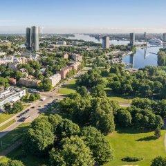 Парк-отель Bellevue Park Hotel Riga фото 11