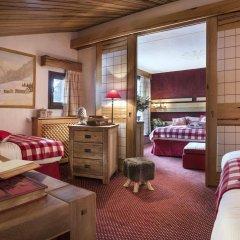Hotel Alpen Ruitor комната для гостей