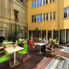 Отель CLEMENT Прага питание