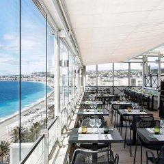Отель Le Meridien Nice Франция, Ницца - 11 отзывов об отеле, цены и фото номеров - забронировать отель Le Meridien Nice онлайн питание