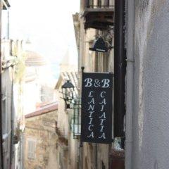 Отель L'Antica Caiatia Сан-Никола-ла-Страда балкон