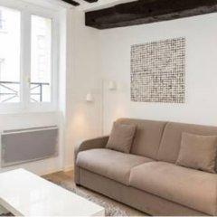 Апартаменты Studio Montmartre Париж комната для гостей
