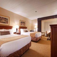 Отель Best Western Plus Waterbury - Stowe комната для гостей фото 5