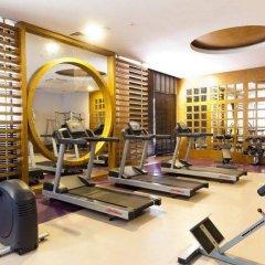 Отель Villa Side Residence - All Inclusive фитнесс-зал фото 2