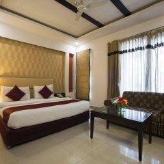 Hotel Krishna комната для гостей фото 3