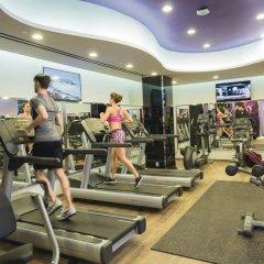 Hotel Riu Plaza Guadalajara фитнесс-зал фото 2