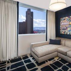 Отель SLS Las Vegas комната для гостей фото 3