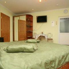 Гостиница Economy Express Voyage Lviv комната для гостей фото 4