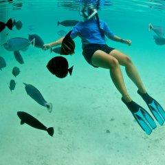 Отель Le Meridien Bora Bora спортивное сооружение