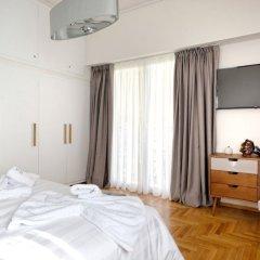 Отель Acropolis Plus Penthouse Греция, Афины - отзывы, цены и фото номеров - забронировать отель Acropolis Plus Penthouse онлайн комната для гостей фото 2