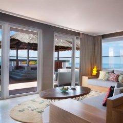 Отель Nikko Bali Benoa Beach Индонезия, Бали - отзывы, цены и фото номеров - забронировать отель Nikko Bali Benoa Beach онлайн комната для гостей фото 2