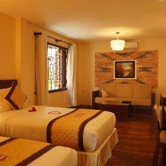 Отель Vinh Hung Riverside Resort & Spa комната для гостей фото 5