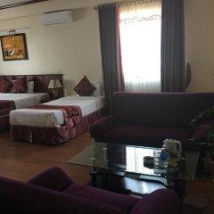 Отель Blue Sky Halong Hotel Вьетнам, Халонг - отзывы, цены и фото номеров - забронировать отель Blue Sky Halong Hotel онлайн комната для гостей фото 4