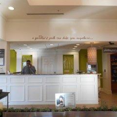 Отель Hilton Garden Inn Columbus Airport интерьер отеля