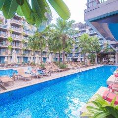 Отель Baan Laimai Beach Resort бассейн