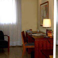 Hotel Silken Torre Garden комната для гостей фото 2