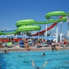 Hotel Luana Римини пляж