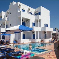 Отель Cyclades детские мероприятия