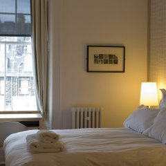 Отель Grasshopper Hotel Glasgow Великобритания, Глазго - отзывы, цены и фото номеров - забронировать отель Grasshopper Hotel Glasgow онлайн комната для гостей фото 3