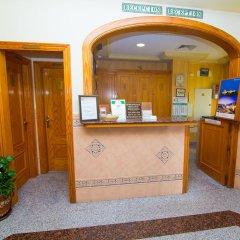 Отель Hostal Los Corchos спа